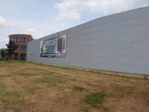 Fábrica DDDROP Holanda - fabricante de impressoras 3D industriais