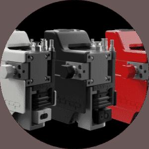 Cabeçotes extrusores RapidOne Impressora 3D industrial